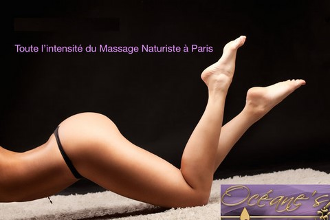 Institut Select massage naturiste Paris 17ième